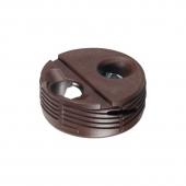 Эксцентриковая стяжка коричневая 11.022С